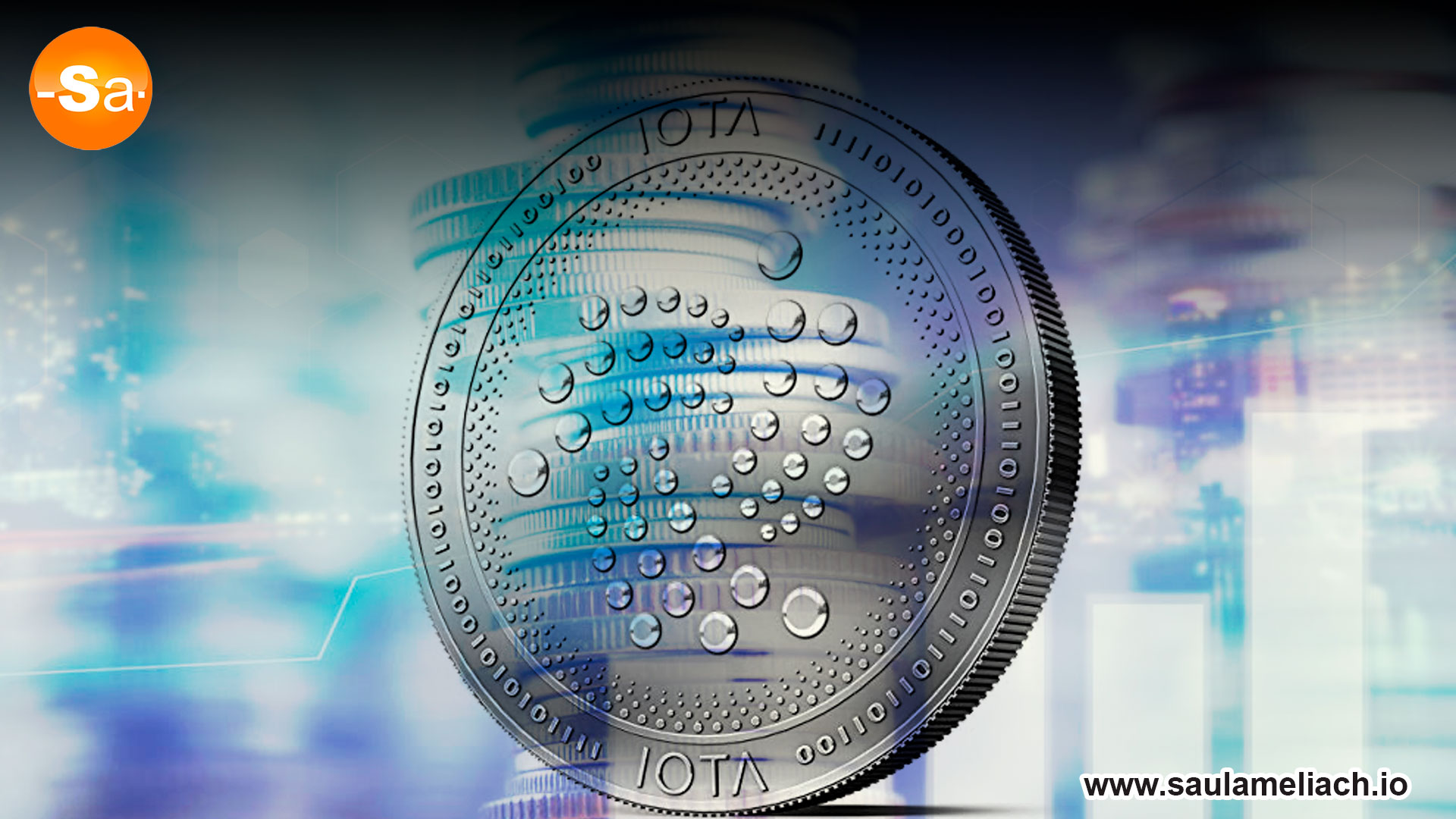 IOTA in trade promises to change the global dynamics of the supply chain - saulameliach.io