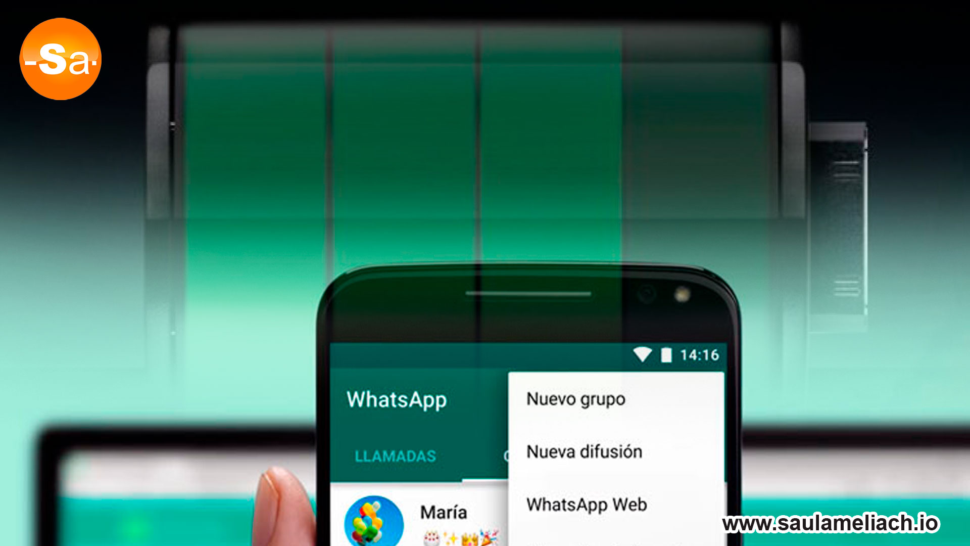 WhatsApp dark mode is already on its way with many advantages - Saulameliach.io
